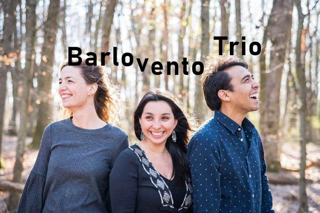 Barlovento Trio en concert
